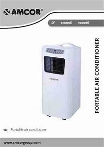Amcor Sf12000e Air Conditioner Download Manual For Free