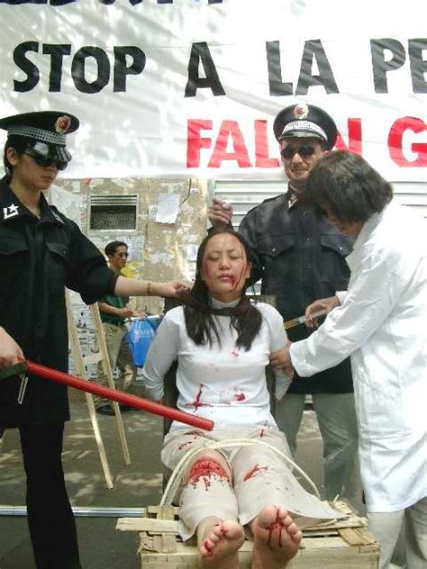 chambre prison falun gong human rights working