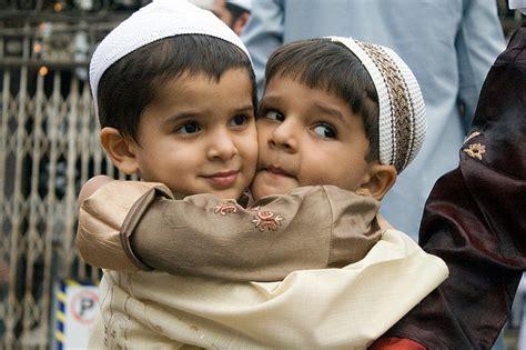 incredible   muslims celebrating eid