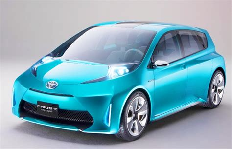 2019 Toyota Priusc Redesign  Toyota Cars Models