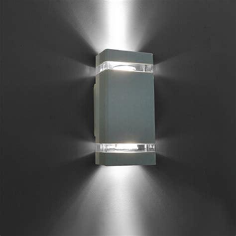 6pcs 8w gu10 focos exterior lighting led outdoor wall
