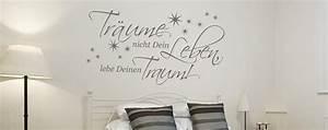 Gras An Die Wand Malen : wandtattoo spr che und zitate ~ Markanthonyermac.com Haus und Dekorationen