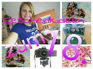 Geschenkideen Geburtstag Selber Machen : coole geschenkideen zum 18 geburtstag kwiekathi youtube ~ Watch28wear.com Haus und Dekorationen