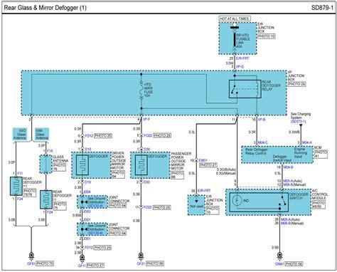 wiring diagram location   bcm module