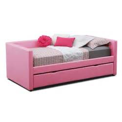 Daybeds With Pop Up Trundle Bed by Carey Pink Twin Daybed With Trundle Value City Furniture