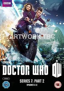 Series 7 Part 2 DVD Update – Doctor Who TV