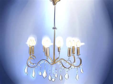 how to clean a chandelier 8 steps with pictures