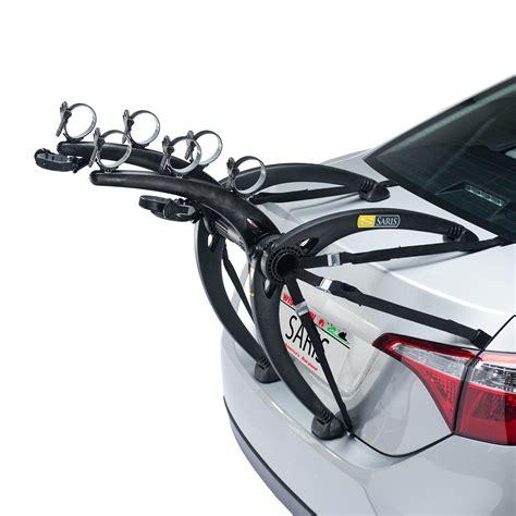 bones  bike trunk car rack saris