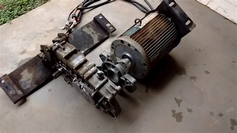 10kw Electric Motor by 10kw Electric Car Motor