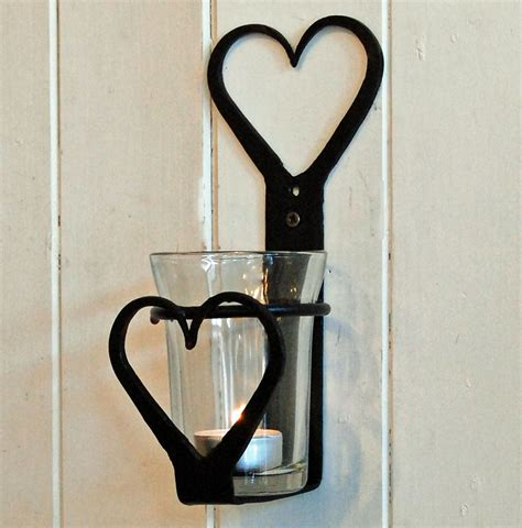 wall tea light holders add an glow to your home
