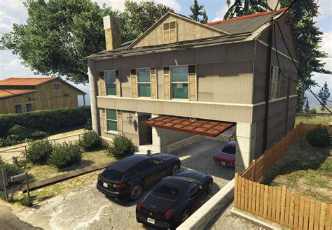 New American House Gta5