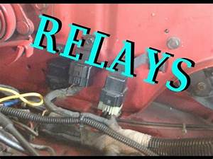Starter Relay Replacement - Dodge W250