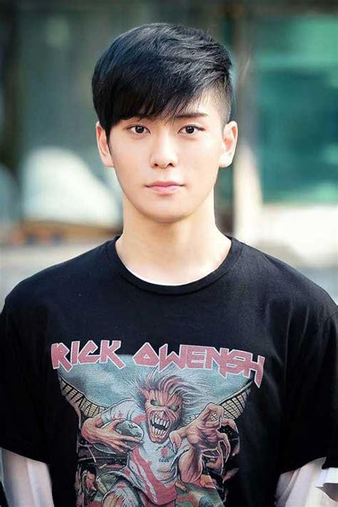 beloved korean guys hairstyles   mens