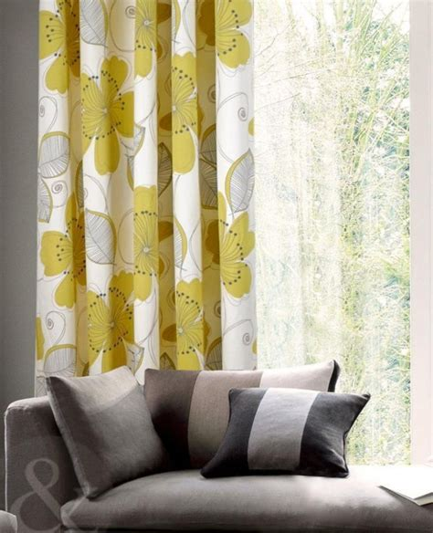 home decor a idea mustard yellow curtains many