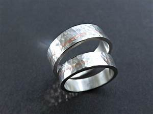 mixed metal wedding band set unique wedding rings two tone With metal wedding rings