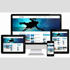 Easy To Use Magazine Wordpress Themes Made In Germany