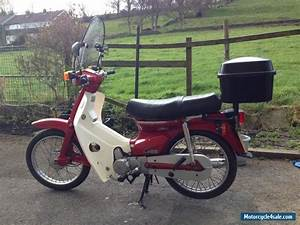 1996 Honda C90 Cub Electric Start May Px Motorcycle For