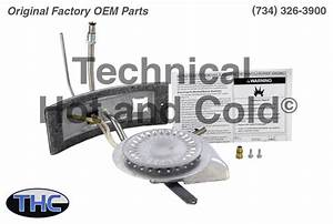 A O  Smith 100093992 Burner Assembly