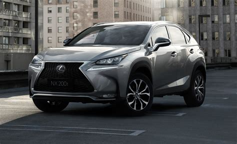 lexus nxt  sport awd tested review car  driver