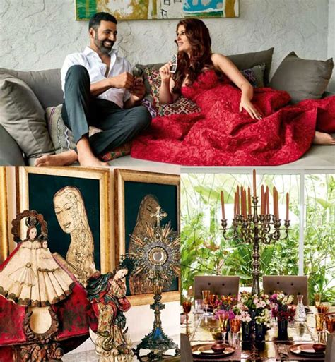 These Inside Pics Of Akshay Kumar And Twinkle Khanna's