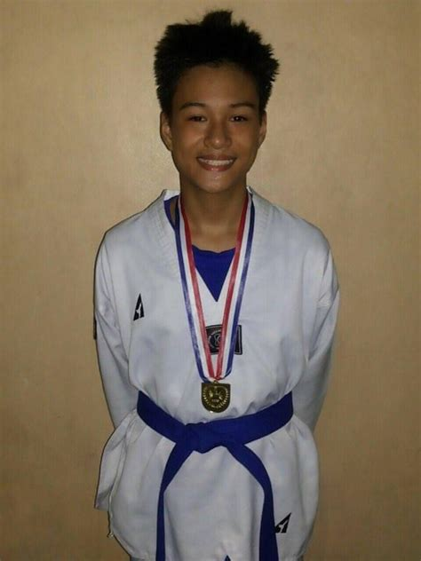 Ateneo is over-all junior boys champ of QCAA Taekwondo ...