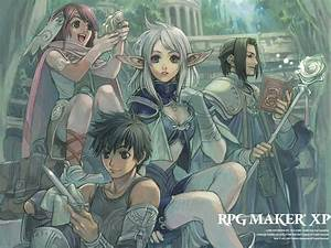 RPG Maker XP RPG Maker Make Your Own Game
