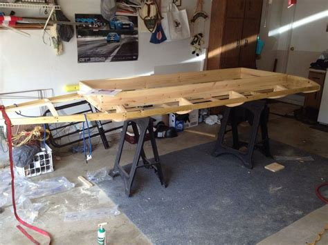 Layout Boat For Geese by How To Build A Layout Boat For Waterfowl