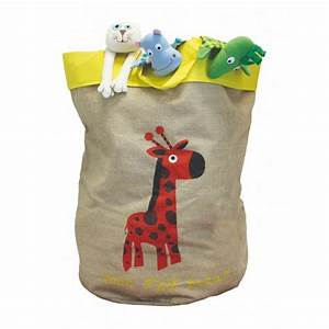 Sac à Jouets : sac jouets girafe ~ Teatrodelosmanantiales.com Idées de Décoration