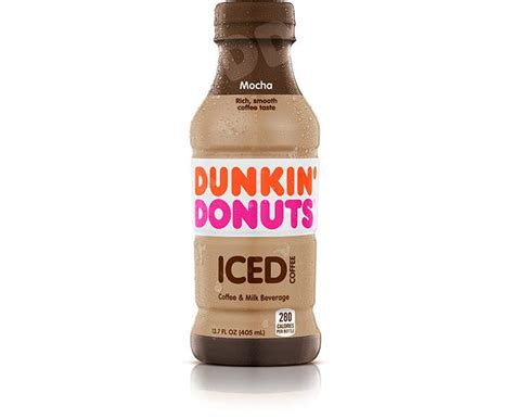 Is iced coffee or a iced latte better from dunkin donuts? Mocha Iced Coffee Dunkin Nutrition - Image of Coffee and Tea