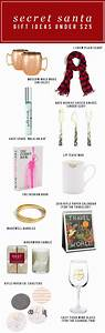 Secret Santa Gifts Under $25 Holiday Gift Guide Alicia