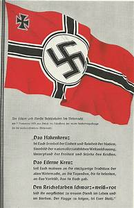 Third Reich; Flags, Banners, and Miscellaneous Cloths