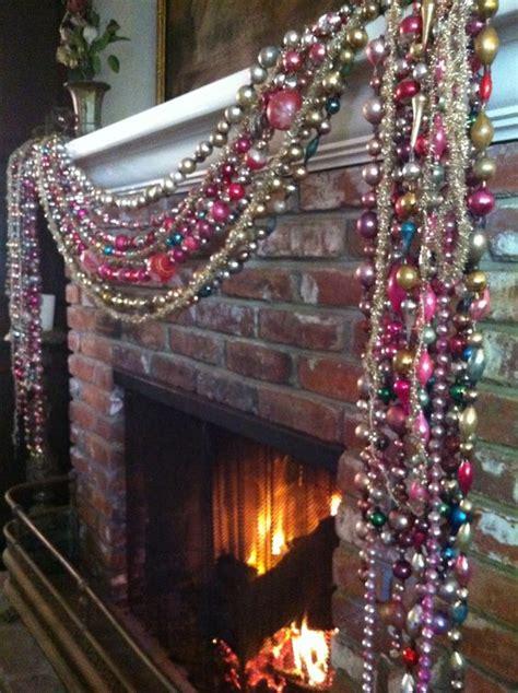 glittering  glossy glass bead art    glow