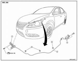 Nissan Sentra Service Manual  Removal And Installation