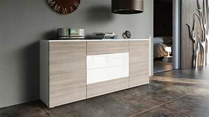 Sideboard Sand Hochglanz : sideboards kommoden hochglanz kreative ideen f r innendekoration und wohndesign ~ Indierocktalk.com Haus und Dekorationen
