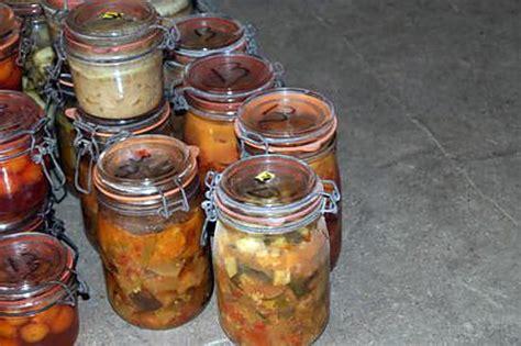 temps de st 233 rilisation plats cuisin 233 s bocaux table de cuisine
