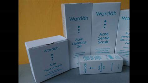 Harga Sabun Wardah Acne Series harga paket kosmetik wardah untuk seserahan jual