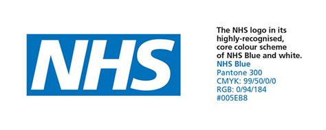 New Nhs Graphic Identity Guidelines For
