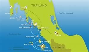 Tarutao National Park Diving Full HD MAPS Locations