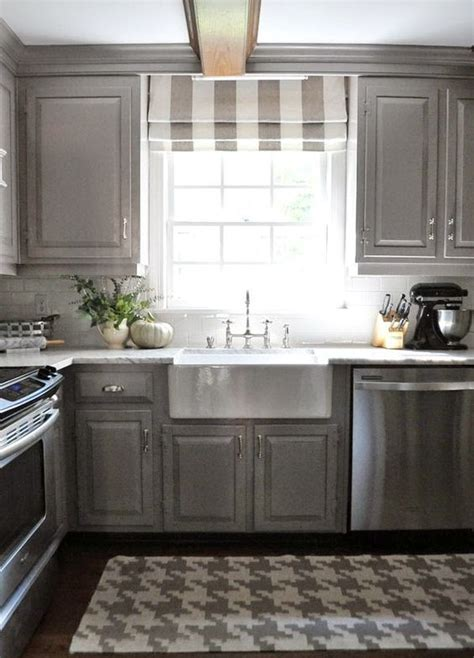 For Kitchen Window Treatments by 3 Kitchen Window Treatment Types And 23 Ideas Shelterness