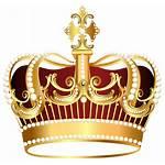Crown Clip Golden Transparent Royal Crowns Circle