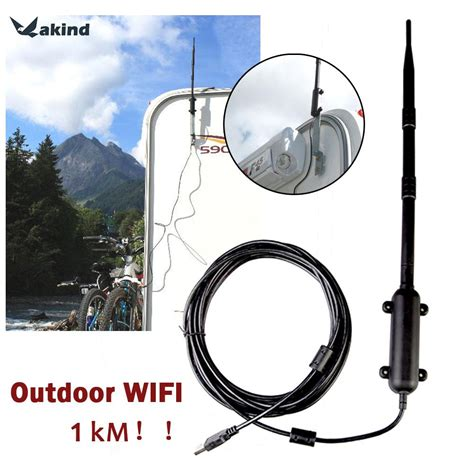 wlan überwachungskamera outdoor 1000m high power outdoor wifi antenna usb adapter cellular signal lifier omni directional