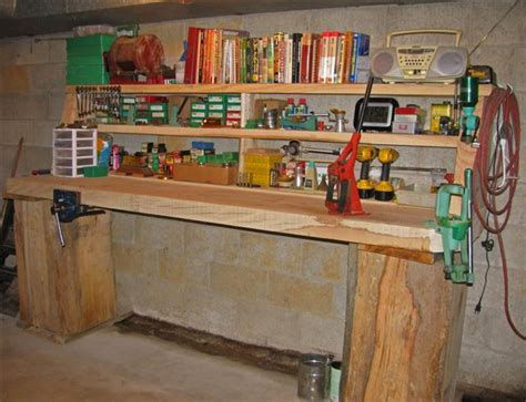 reloading bench plans  woodworking projects plans