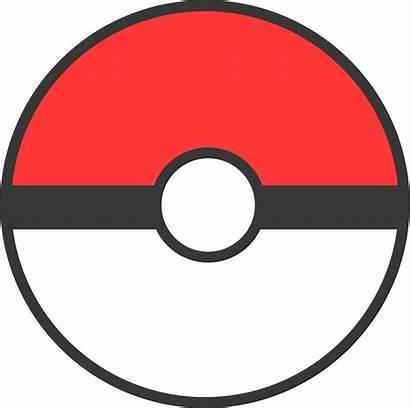 Pokeball Bola Gambar Clipart Pokemon Webstockreview Bagus