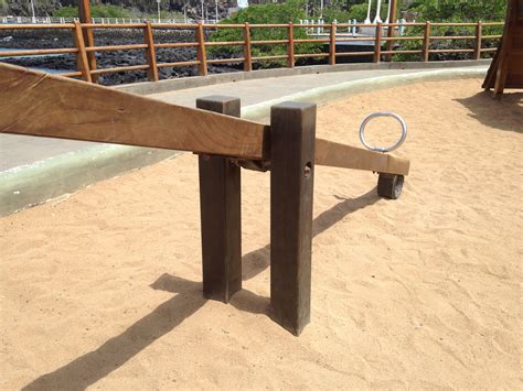 easy  construct diy teeter totters seesaws tired road warrior