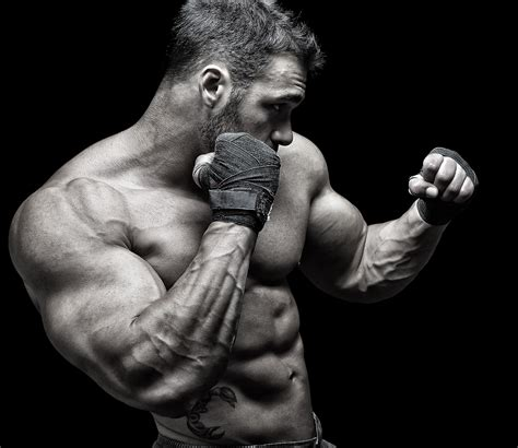 Fight Club Train Like An Ultimate Fighter  Men's Fitness