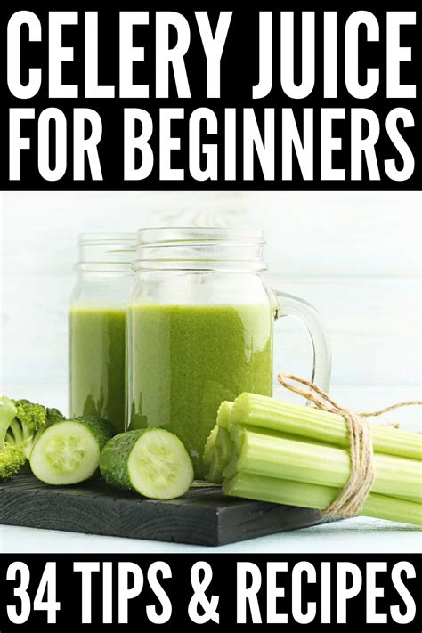celery juice recipes healthy juicer whether powered healthadvice goodnaturalremedies