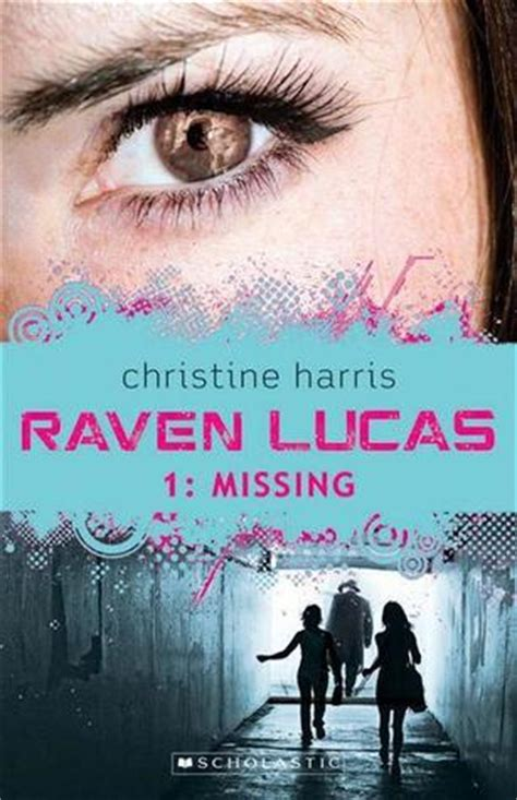 missing raven lucas   christine harris