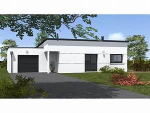 Façade Maison Moderne : maison contemporaine alessio neology ~ Melissatoandfro.com Idées de Décoration