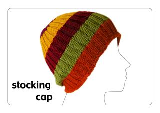 Ravelry: 8-Trick Pocket Hat pattern by TECHknitter
