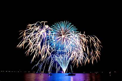 July 4th Fireworks Lake Tahoe Bear Desktop
